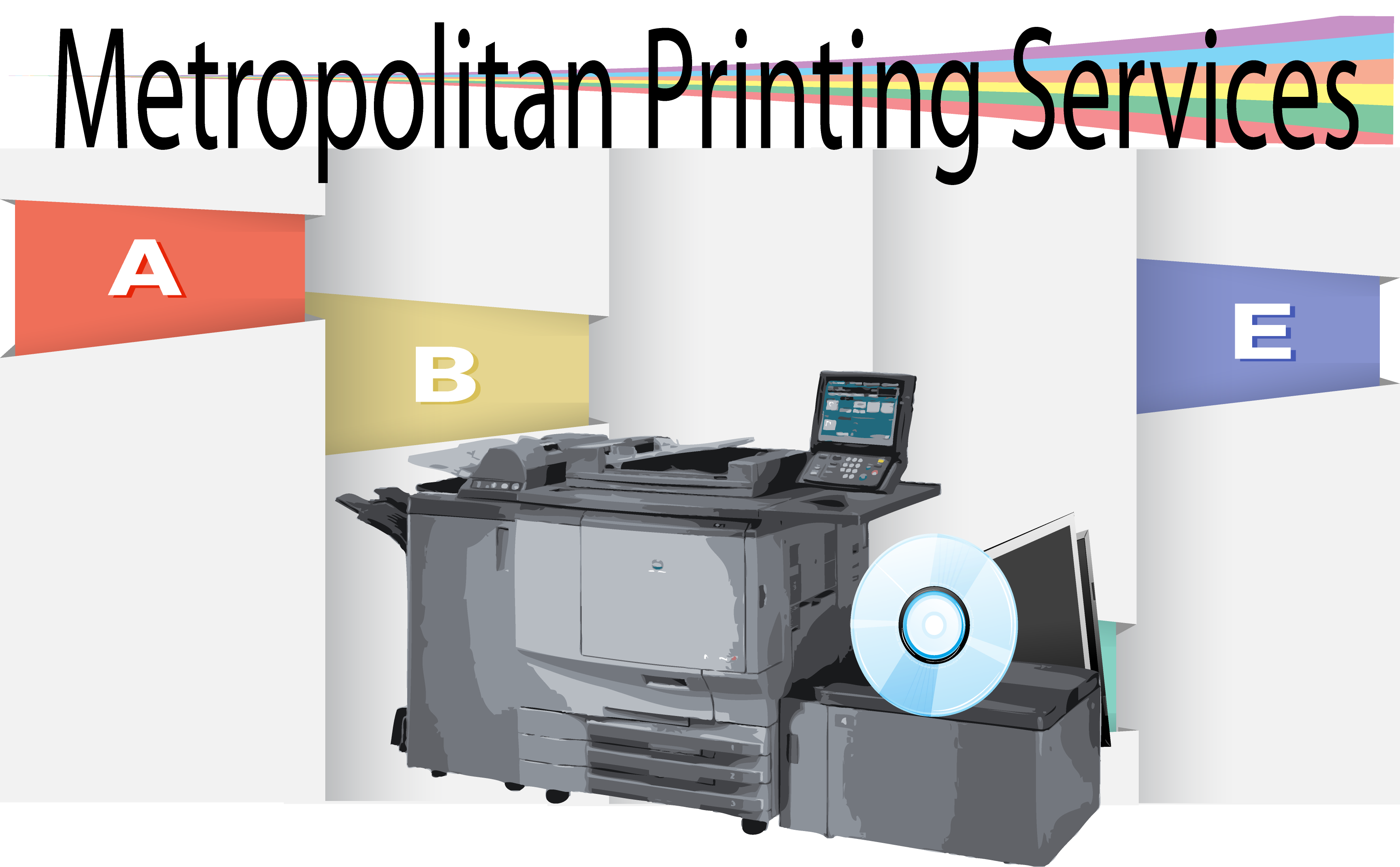 Metro Office: Printing Services